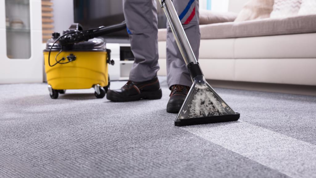 ניקיון שטיחים מסחריים